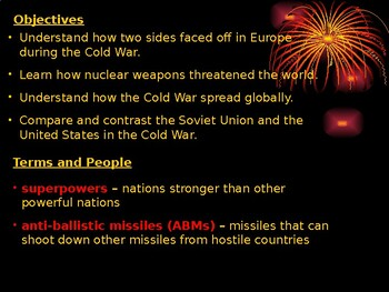 AP Cold War: The Arms Race