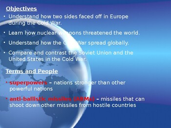 AP Cold War: The Space Race