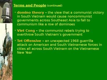 AP Cold War: Vietnam War Splitting the Nation