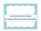 AP Comparative Government Case Study Countries Presentatio