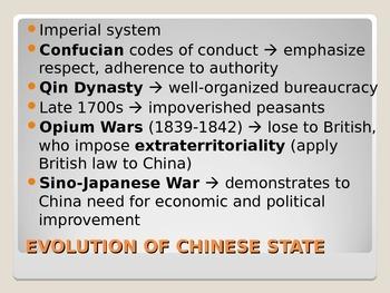AP Comparative Politics: China's Government