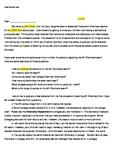 AP Course Parent Letter Open House