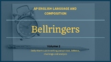 AP English Language and Composition Bellringers Vol. 2