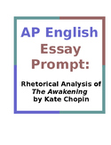 ap english essay prompt rhetorical analysis of the scarlet letter  product thumbnail · ap english essay prompt