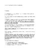 AP English Language: Synthesis Student Packet