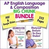 AP English Language BIG CHUNK BUNDLE
