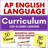 AP English Language & Composition (AP Language or AP Lang) BUNDLE