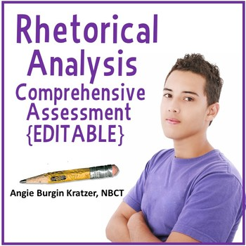 AP English Language Comprehensive Style Analysis/Rhetorical Analysis Assessment