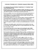AP English Language: JFK Inagural Address Scavenger Hunt