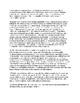AP English Language Literary Analysis Final Exam