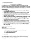 AP English Language Literature Circle Project--exam prep, final exam, assessment