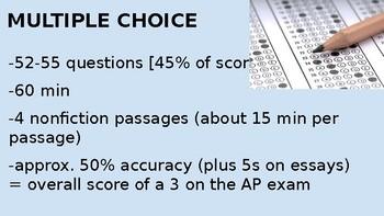 AP English Language Review PowerPoint