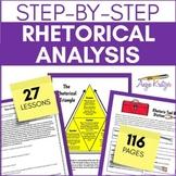 Rhetorical Analysis for Every Student {Rhetorical Devices}