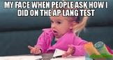 AP English Language Vocabulary I Complete Lesson
