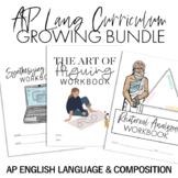 AP English Language and Composition Growing Bundle