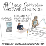 AP English Language and Composition Growing Bundle