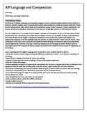 AP English Language and Composition Syllabus
