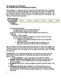 AP English Language rhetorical analysis guide