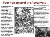 AP English Literature - Allusions: Building Background Knowledge
