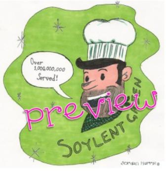 Ap English Literature Satire Dystopian Lit Soylent Green Art