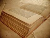 AP English Literature & Composition Intro Unit: College Bo