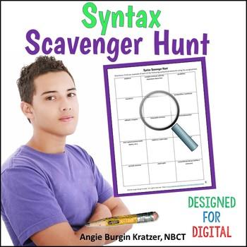 Syntax Scavenger Hunt
