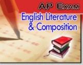 AP English: Teaching Literary Terms & Practice AP Exams