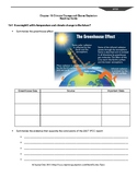 AP Environmental Sci Reading Guide Ch 19 Climate Change, O
