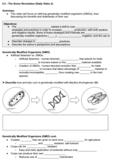 AP Environmental Science - 5.3 Daily Video Notes