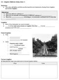 AP Environmental Science - 5.5 Daily Video Notes