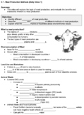 AP Environmental Science - 5.7 Daily Video Notes