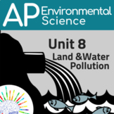 AP Environmental Science APES Complete Review Unit 8: Land and Water Pollution
