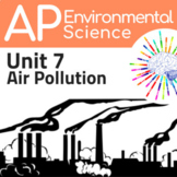 AP Environmental Science APES Complete Review & Resources Unit 7: Air Pollution