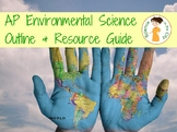 AP Environmental Science Curriculum Overview and Resource List