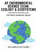 AP Environmental Science Exam: Ecology & Ecosystems
