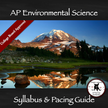 AP Envrionmental Sciecne Syllabus