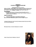 AP Euro Chap 13.1 Guided Reading