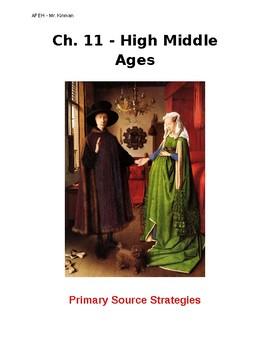 AP Euro - Introduction Unit - High Middle Ages
