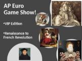 AP Euro Jeopardy! VIP Edition