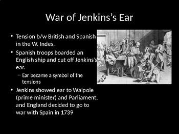 AP European History: 18th Century Wars