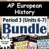 AP European History / AP Euro: Complete Units 6-7 (Period
