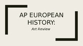 AP European History Art Movement Review