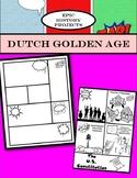 AP European History: Dutch Golden Age - Comic Book Project