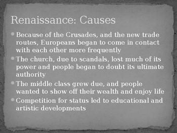 AP European History: Italian Renaissance