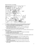 AP European History Period 3 A, Units 9-10 Exam in the Red
