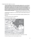 AP European History Period 4 B, Units 15-17 Exam in the Re