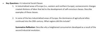 AP European History Review: Period 3 1815-1914
