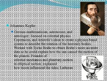 AP European History Scientific Revolution Power Point Pres