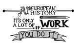 AP European History poster
