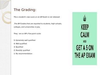 AP Exams, A Resource